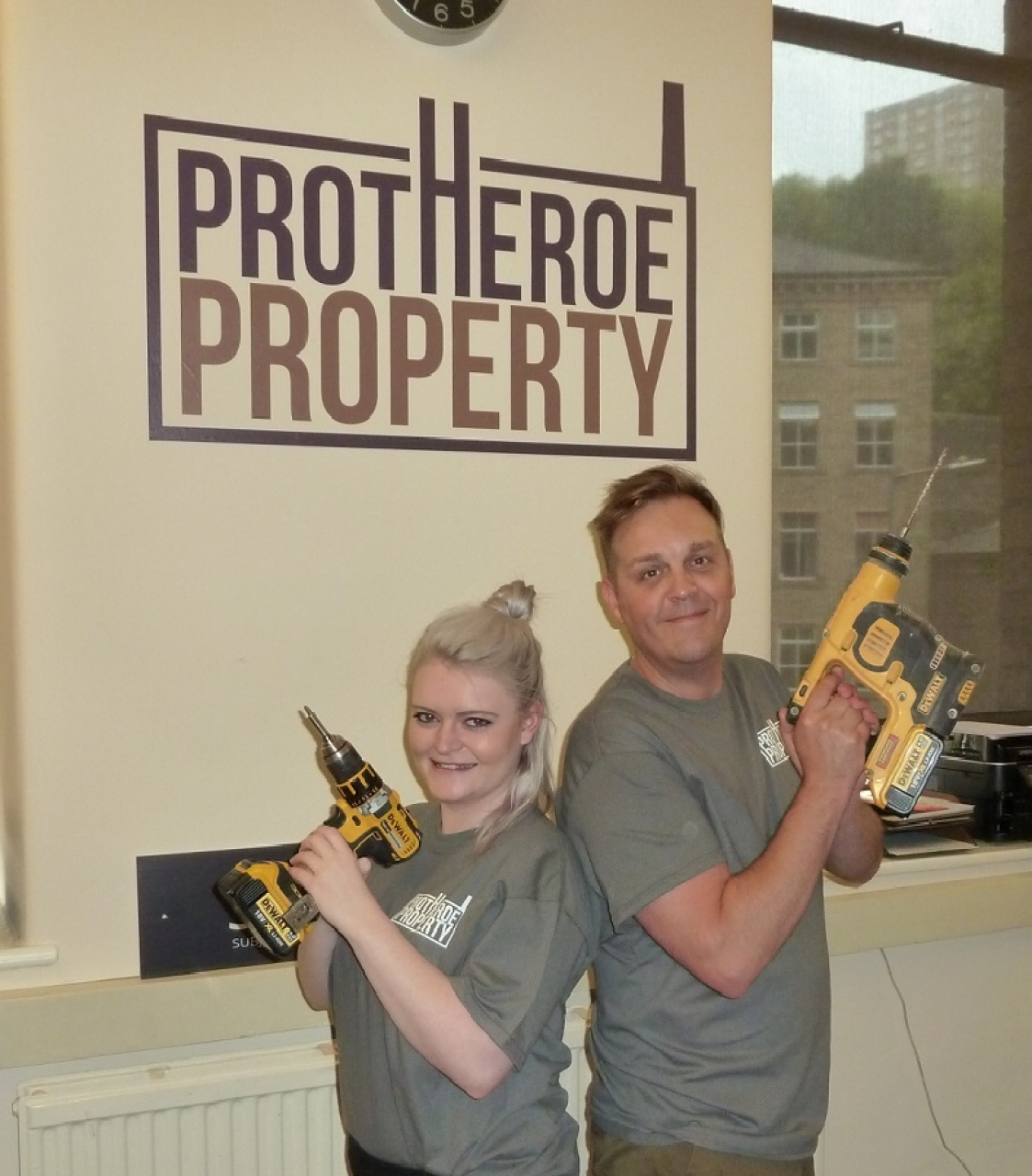 >Protheroe Property Maintenance Team