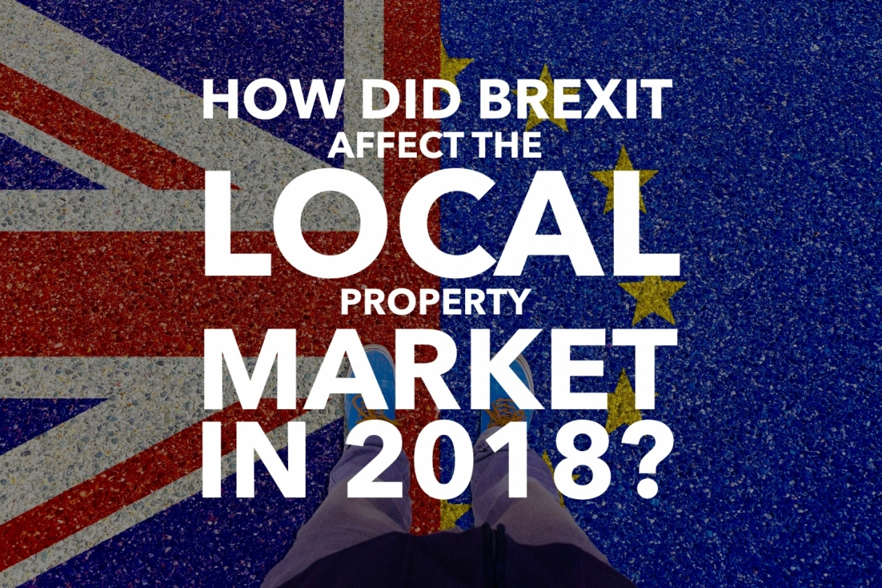 >HOW DID BREXIT AFFECT THE SIDCUP PROPERTY MARKET