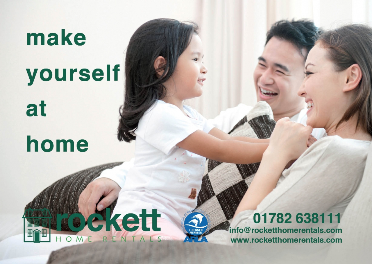 >Rockett Home Rentals launch new Website