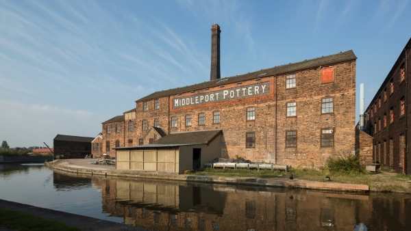 The Majesty of Middleport Pottery: As Seen on TV