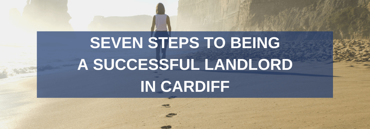 >Seven steps to being a successful landlord in Card