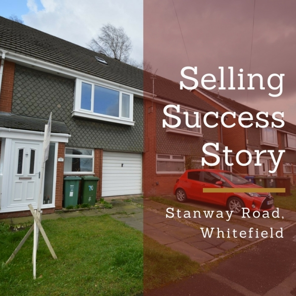 Stanway Road, Whitefield - Selling Success Story
