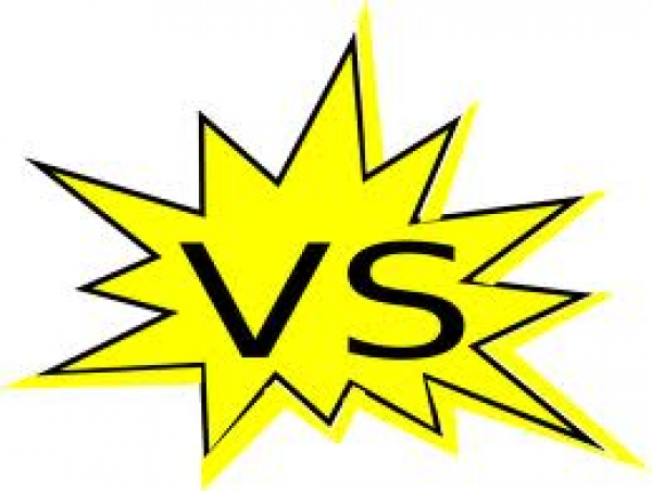 And so it goes on, online agencies vs traditional High Street agents. Which is b
