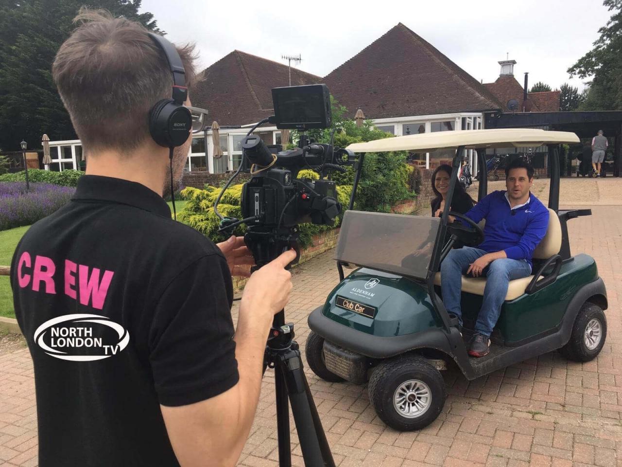 >North London TV: Series 1 Episode 1
