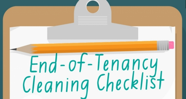 End of Tenancy Checklist