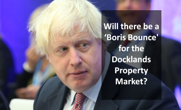 Will There Be a 'Boris Bounce' For the Docklands Property Market?