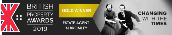 Edward Ashdale win gold at the British Property Awards 2019