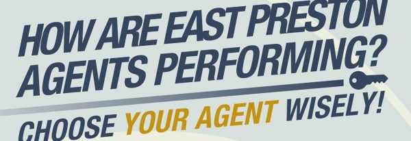 How are East Preston agents performing?