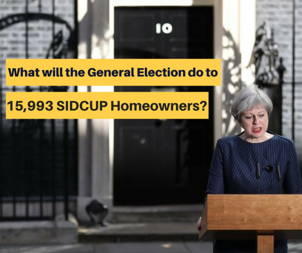 What will the General Election do to 15,993 Sidcup Homeowners?