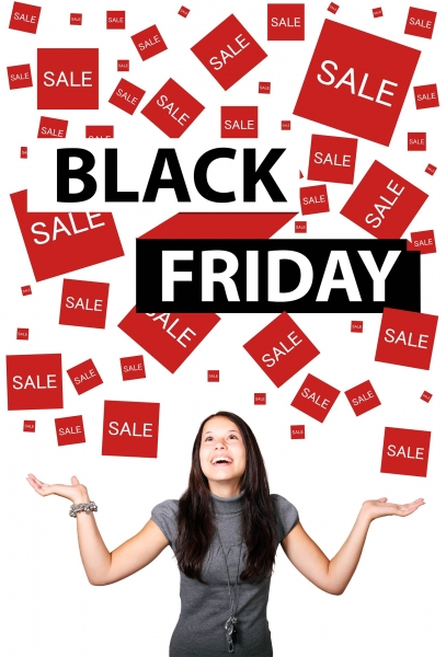 The value of a sale - Black Friday