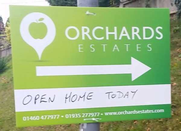 Another Successful Open Home