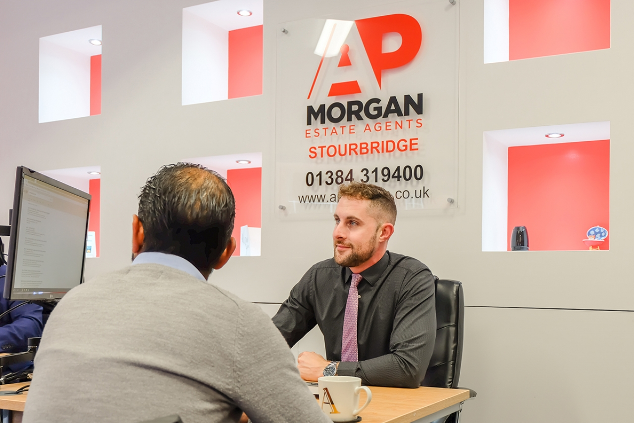 >AP Morgan Stourbridge Office