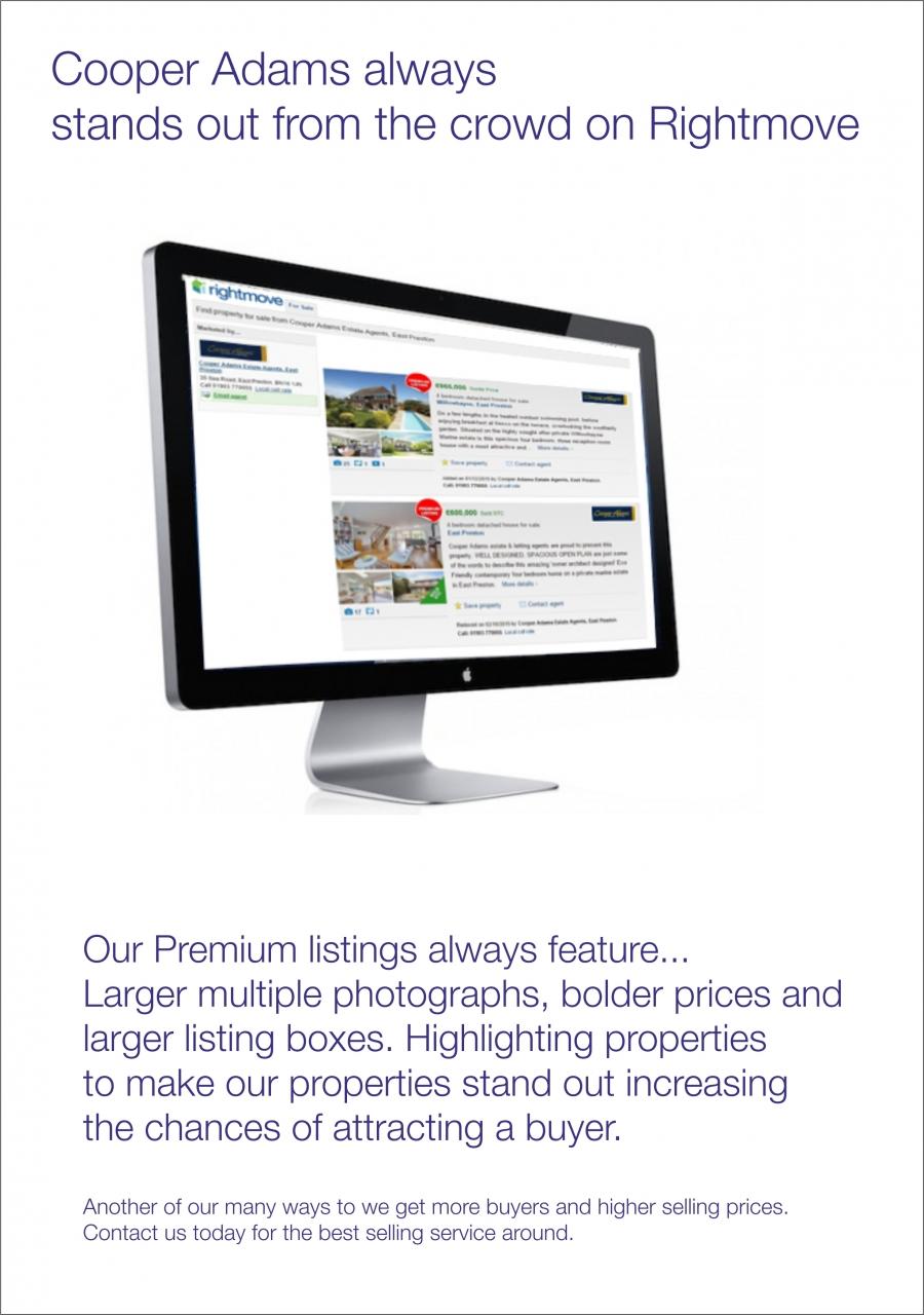 Rightmove Premium listings