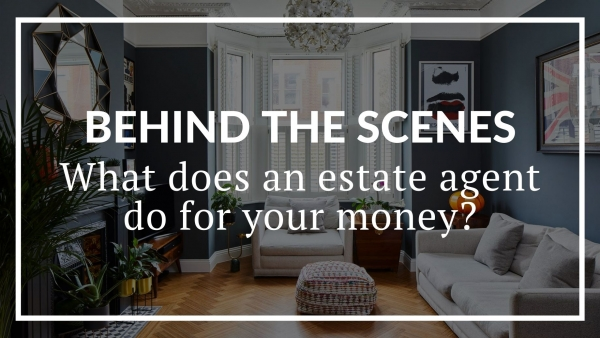 Behind the scenes: What does an estate agent do?