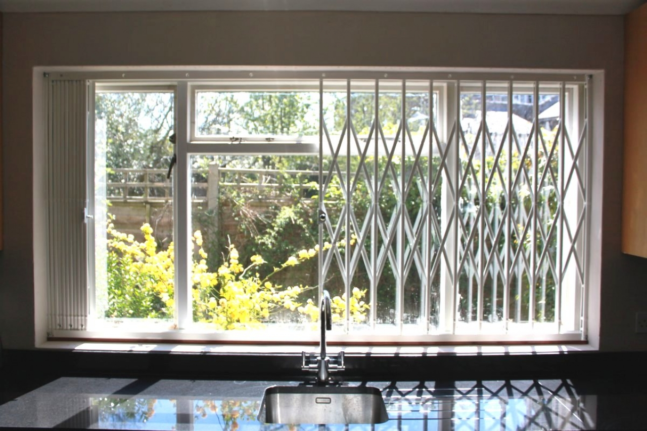 Window security grills