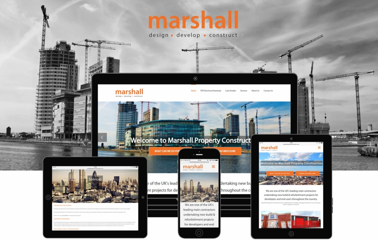 Marshall Property Construction