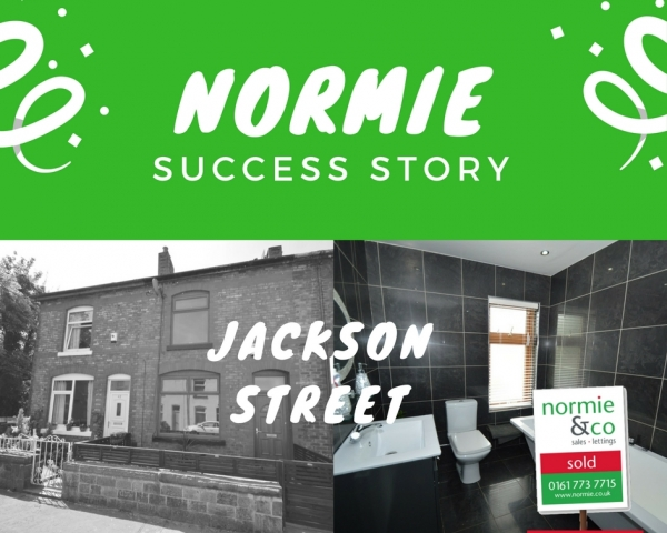 Jackson Street, Whitefield – Selling Success Story