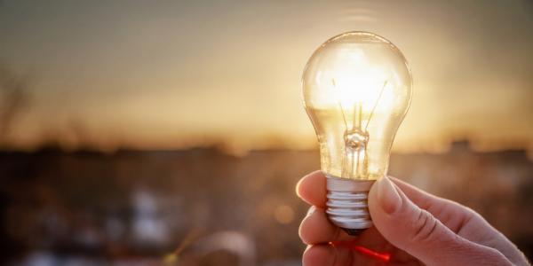 Halogen light bulbs banned from this September!
