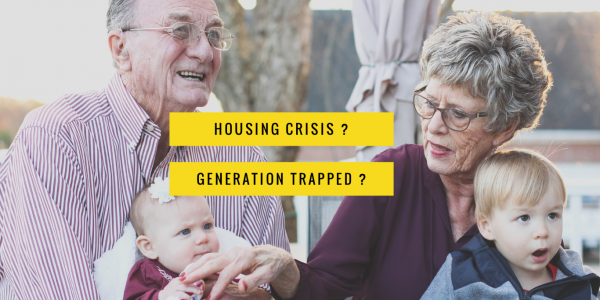 Housing Crisis? Generation  Trapped