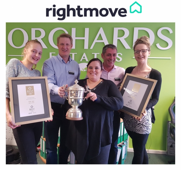 Rightmove's 'Best in Country' on your doorstep