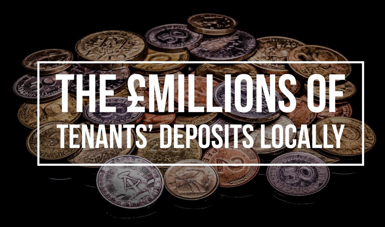 >Sidcup Tenant's Deposits...