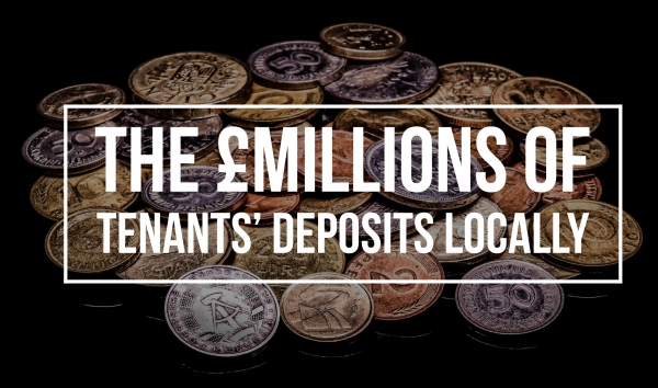 Sidcup Tenant's Deposits held total £2,816,242