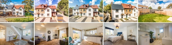 Matrons Cottages - New homes for sale in the heart of East Preston