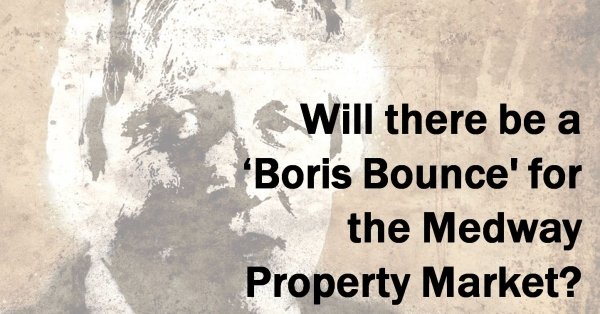 Will There Be a 'Boris Bounce' For the Medway Property Market?