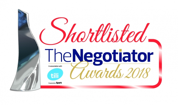 The Negotiator Awards 2018
