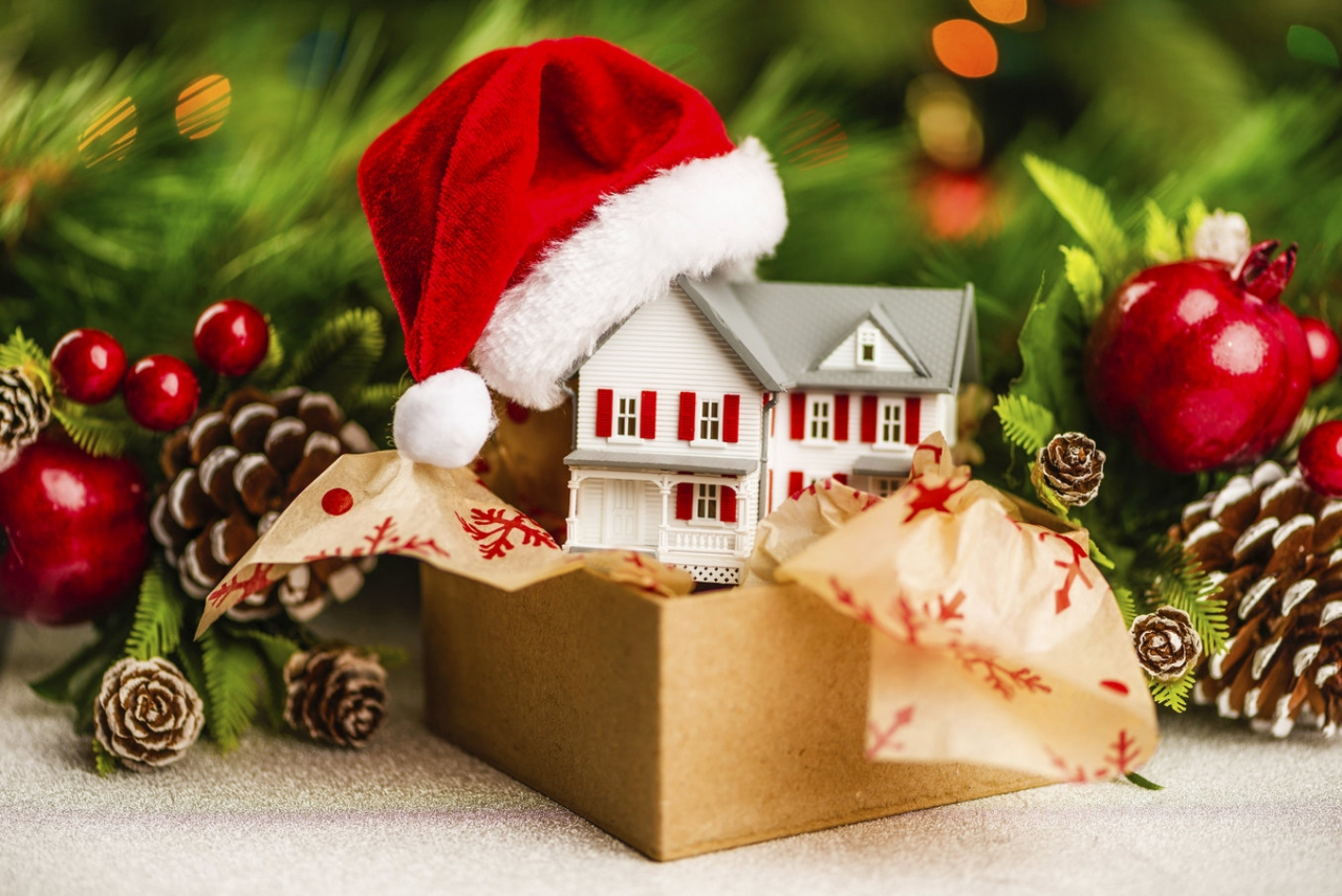 Is Christmas the best time to sell you house?