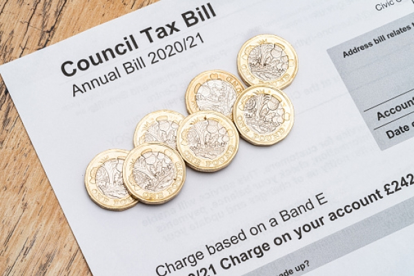 How do I cancel my council tax when moving home?