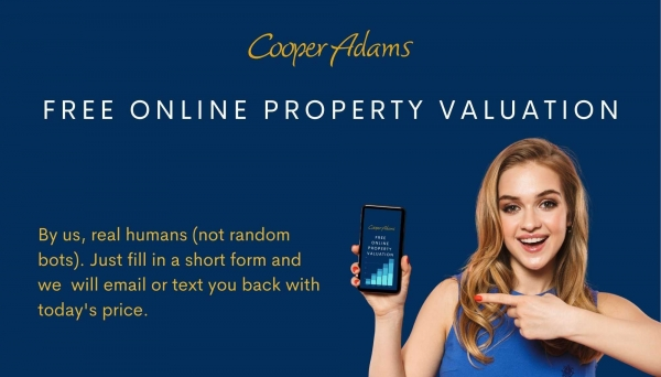 Online Property Valuation
