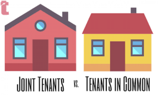 Tenants in Common and Joint Tenants