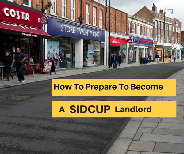HOW TO PREPARE FOR BECOMING A SIDCUP LANDLORD