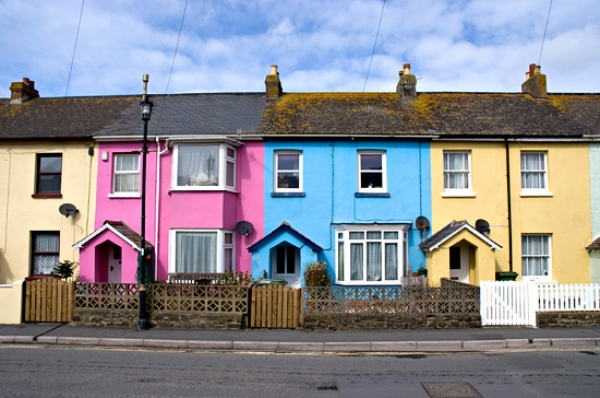 How do you view houses?