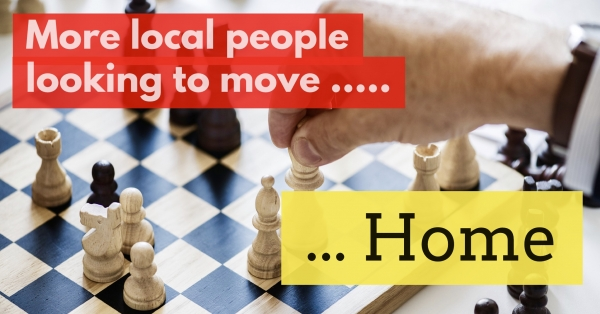 48% More Sidcup Home Owners Wanting to Move Than 12 Months Ago