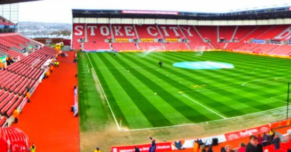 Stoke City's bet365 Stadium is Hosting This Year's World Corporate of Soccer