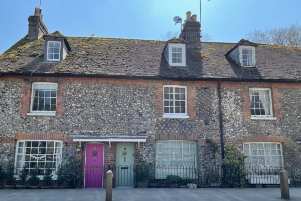 3 bed cottage for sale in Bushy Ruff Cottages , Alkham Road, Temple Ewell, Dover