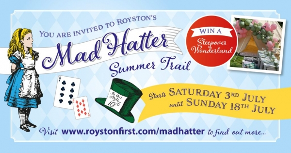 Mad Hatters Royston Trail