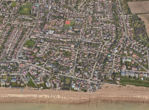 A brief history of the Angmering on Sea Estate In the heart of East Preston