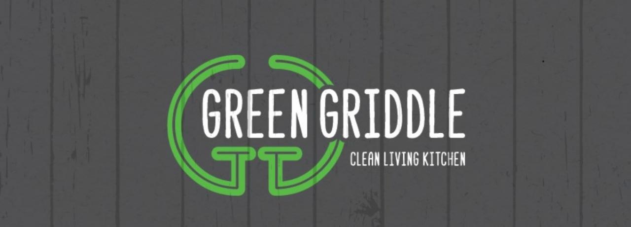 >Green Griddle Rockett Recommends