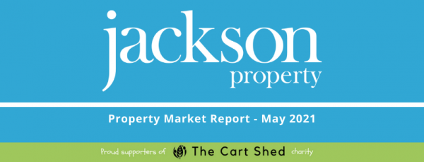 Herefordshire Property Market Update May 2021