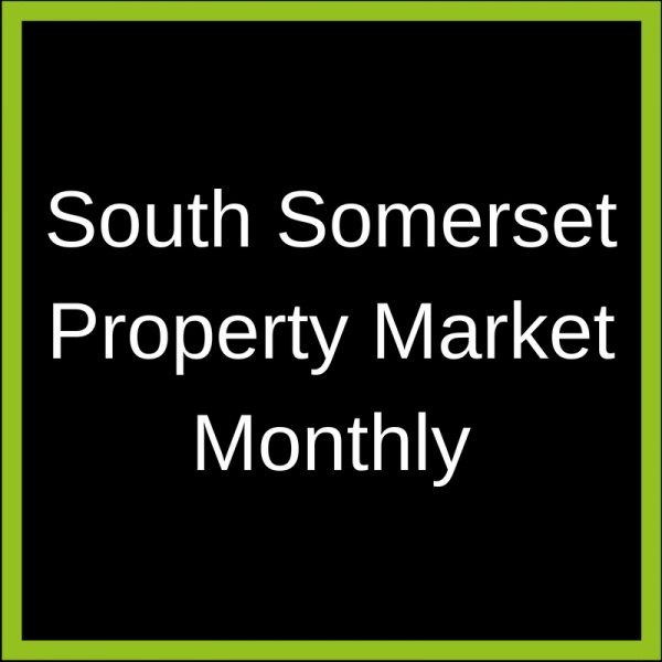 How many houses sold in South Somerset in July?