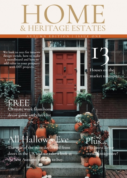 Home & Heritage Estates Autumn edition magazine