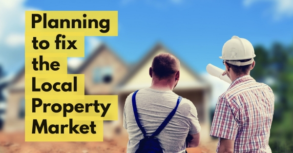 Sidcup Property Values 4.3% higher than year ago – What's the PLAN to fix the Si