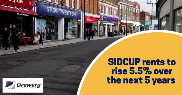 Sidcup Rents Set to Rise to £1,153 pm in Next 5 Years