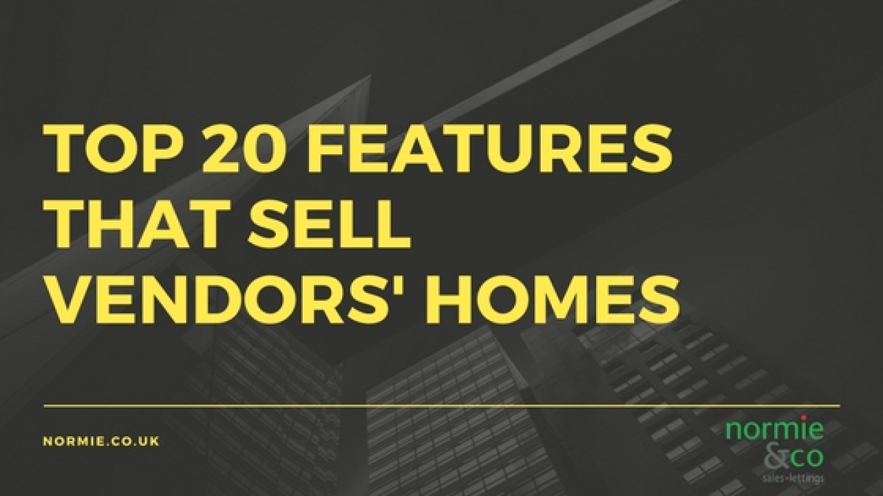 >What Sells Your Home?