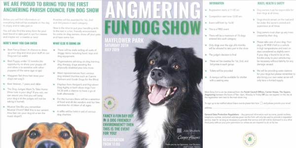 Angmering Fun Dog Show