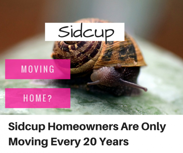Sidcup Homeowners Are Only Moving Every 20 Years (part 2)