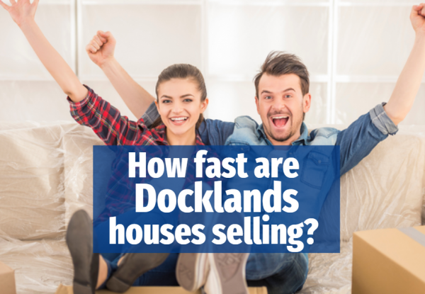How Many Days Does It Take to Sell a Docklands Home?